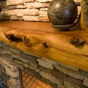 Timber Mantels , 7 Gorgeous Rustic Mantels In Others Category
