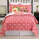 Trina Turk Bedding , 8 Unique Coral Bedspread In Bedroom Category