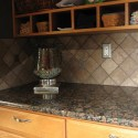 Tumbled marble backsplash , 7 Superb Tumbled Stone Backsplash In Kitchen Category