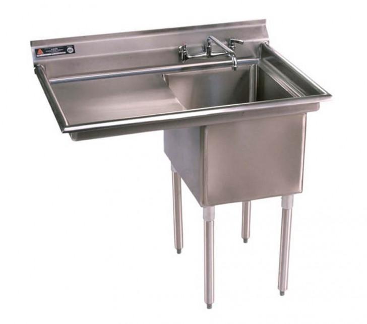 Kitchen , 7 Top Slop Sink : Utility Sink
