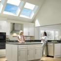 Velux Skylight Shades , 7 Hottest Velux Skylights In Homes Category