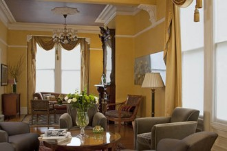 466x640px 8 Gorgeous Victorian Window Treatments Picture in Interior Design