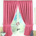 Virgo Blackout Curtains With Tiebacks , 7 Charming Darkening Curtains In Others Category
