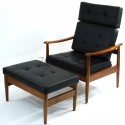 Vodder Lounge Chair , 8 Superb Mid Century Reproduction Furniture In Furniture Category
