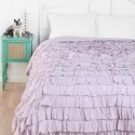 Waterfall Ruffle Duvet Cover , 7 Ideal Ruffle Duvet Cover In Bedroom Category