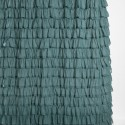 Waterfall Ruffle Shower Curtain , 7 Best Ruffled Shower Curtain In Others Category