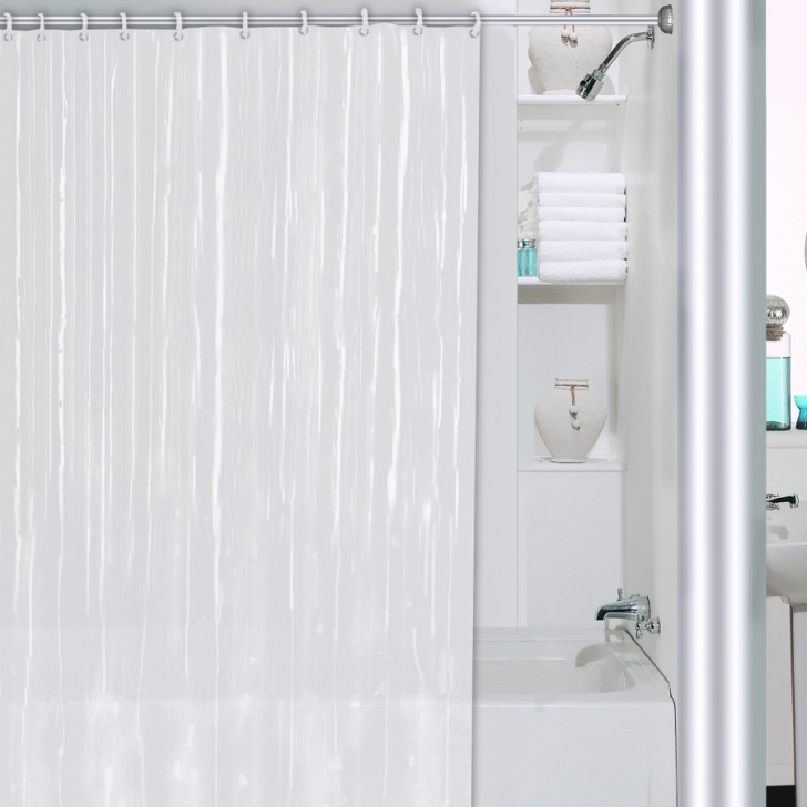 Others , 7 Fabulous Shower Curtain Liners : Watergard Shower Curtain Liners