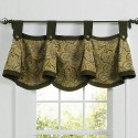 Waverly Clarissa Pattern Valance , 9 Good Waverly Valances In Interior Design Category