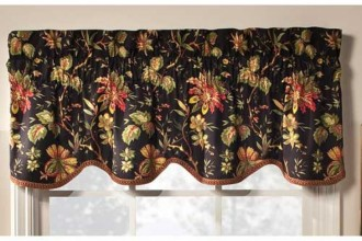 900x900px 9 Good Waverly Valances Picture in Interior Design
