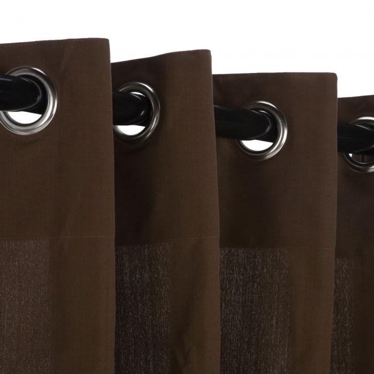 Others , 8 Fabulous Outdoor Curtains With Grommets : WeatherSmart Outdoor Curtains