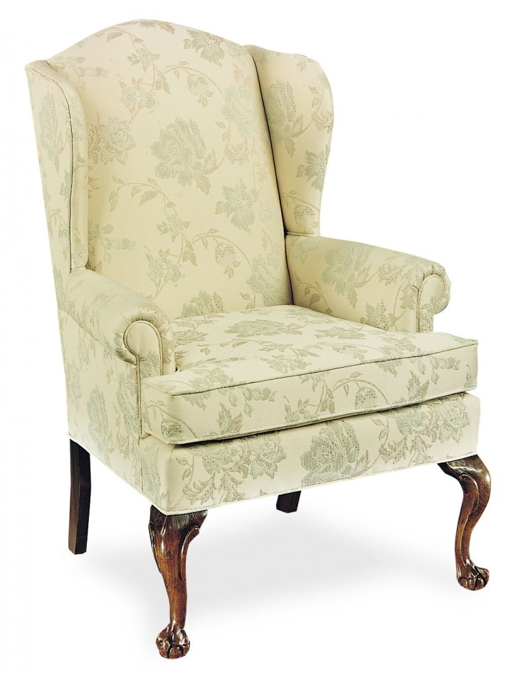 Furniture , 7 Unique Wingback Chair : Wing Chair Dimensions