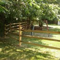 Wood Split Rail Fence , 7 Gorgeous Split Rail Fence In Others Category