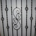 Wrought Iron Balusters , 7 Fabulous Iron Balusters In Interior Design Category