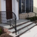Wrought Iron Railing , 7 Superb Rod Iron Railing In Others Category