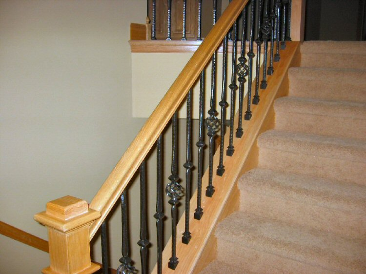 750x562px 7 Superb Rod Iron Railing Picture in Others