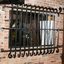 Wrought iron window guards , 7 Cool Wrought Iron Window Guards In Others Category