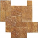 Yellow Travertine , 7 Good French Pattern Travertine In Others Category