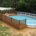 above ground pool decks , 7 Superb Above Ground Pools With Decks In Others Category