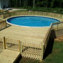 above ground pools , 7 Superb Above Ground Pools With Decks In Others Category