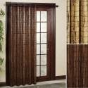 bamboo tier panel pair , 7 Stunning Bamboo Curtain Panels In Others Category