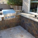 barbeque , 7 Charming Built In Barbeques In Homes Category