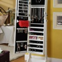 bathroom mirror , 8 Gorgeous Full Length Mirror With Jewelry Storage In Furniture Category