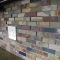 bathroom tile ideas , 6 Superb Slate Tile Backsplash In Others Category