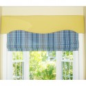 bathroom window curtains , 8 Charming Cornices In Interior Design Category