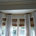 bay window curtain rods , 7 Stunning Curtain Rods For Bay Windows In Others Category