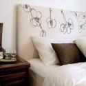 bedroom design ideas , 7 Stunning Handmade Headboards In Bedroom Category
