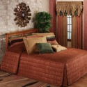 bedroom furniture , 7 Gorgeous Fitted Bedspread In Bedroom Category