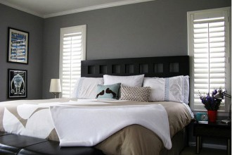 600x447px 7 Unique Grey Paints For Bedrooms Picture in Bedroom