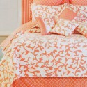 bedroom sets , 8 Unique Coral Bedspread In Bedroom Category