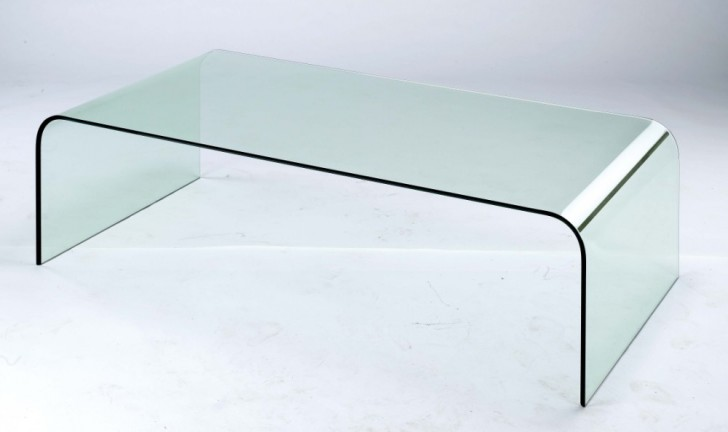 Furniture , 6 Hottest Bent Glass Coffee Table : bent glass coffee table