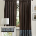 blackout curtains , 8 Charming Lined Curtain Panels In Others Category