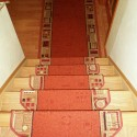 carpet tile , 7 Stunning Modern Stair Runners In Interior Design Category