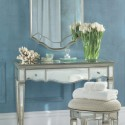 cheap vanity table , 7 Hottest Mirrored Vanity Table In Furniture Category