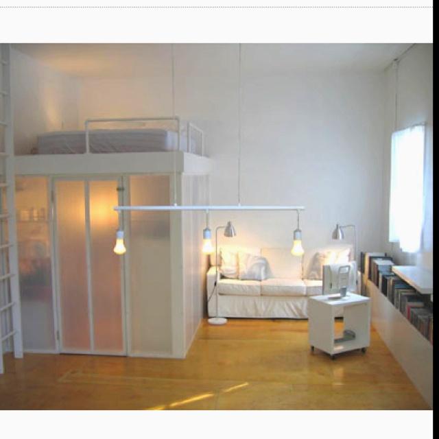 Bedroom , 8 Excellent Loft Bed With Closet Underneath : Closet Under Loft  Bed