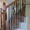 coated iron balusters , 7 Fabulous Iron Balusters In Interior Design Category