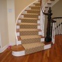contemporary staircase , 7 Stunning Modern Stair Runners In Interior Design Category
