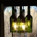 crystal chandelier , 8 Awesome Wine Bottle Chandelier In Lightning Category