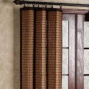 curtains for sliding glass doors , 7 Stunning Bamboo Curtain Panels In Others Category