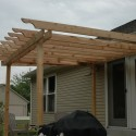 design pergola , 7 Cool Pergola Attached To House In Homes Category