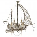 dining room chandeliers , 8 Stunning Pirate Ship Chandelier In Lightning Category