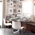 dining room sets , 8 Awesome Kitchen Banquette Seating In Dining Room Category