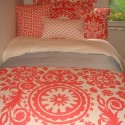 dorm Bedding Set , 8 Unique Coral Bedspread In Bedroom Category