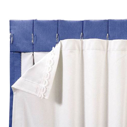 Others , 6 Fabulous Blackout Curtain Liner :  efficient curtain panel liner