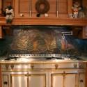 eric rattan sink , 5 Popular Pebble Backsplash In Kitchen Category