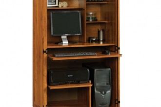575x575px 7 Top Computer Armoire Picture in Furniture