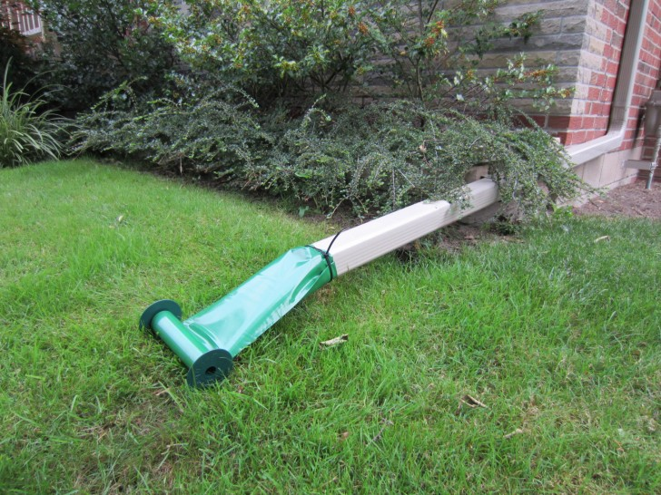 Others , 7 Good Downspout :  French Drain It Slowly ...